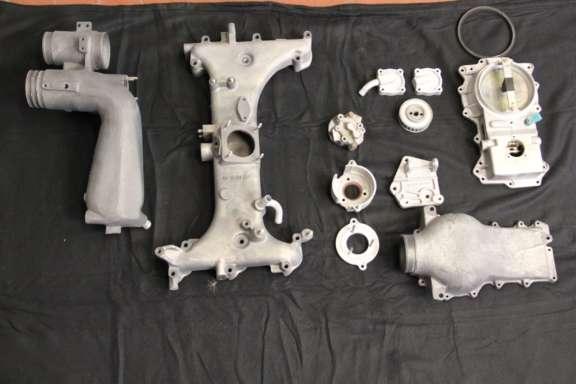 Instandsetzung 930 Turbo Motor