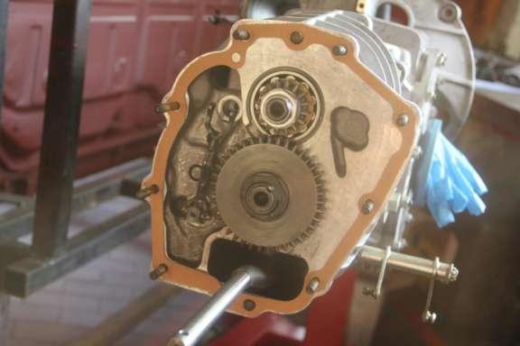 Instandsetzung 4-Gang Getriebe