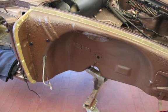 Endmontage Porsche 930 Turbo