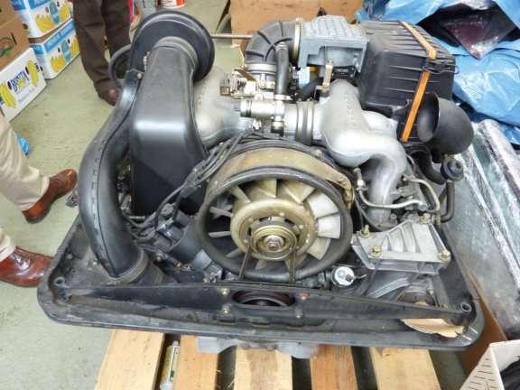 Antriebsstrang 911 Carrera 3.2