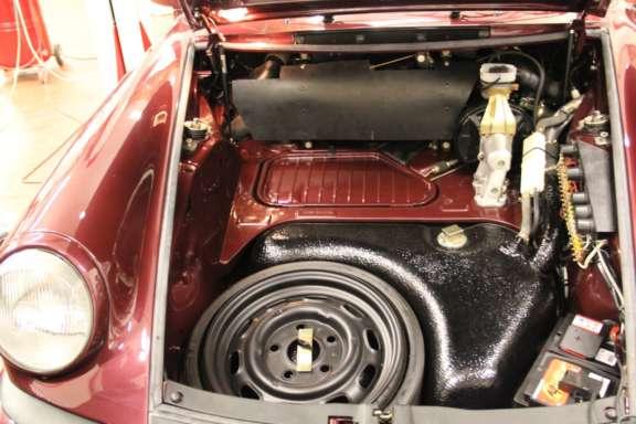 Endmontage Porsche 911 Carrera
